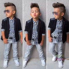 bebé vestido trendy