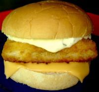 Top Secret Recipes McDonald's Filet-O-Fish Copycat Recipe Mcdonalds Recipes, Cat Recipes, Sandwich Recipes, Fish Recipes, Seafood Recipes, Cooking Recipes, Mcdonalds Tartar Sauce Recipe, Cooking Food, Gastronomia