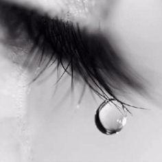 The tear drop.