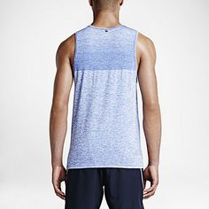 de91137325eb79 Nike Dri-FIT Knit Men s Running Tank Top