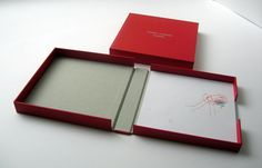 Center for Book Arts: Boxes for Books