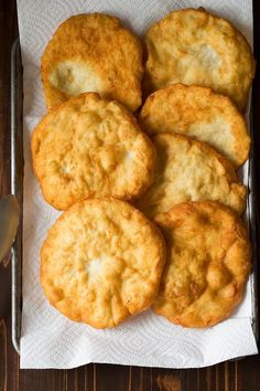 how to make fry bread at home