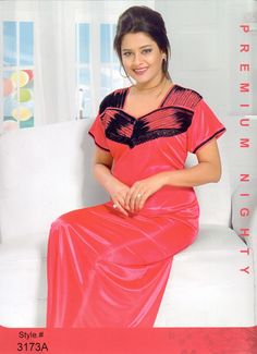 Various types of night dresses for girls like one piece night dress online shopping in Bangladesh, nighty, nightwear, sexy and hot night dress are available at a cheap rate. Girls Night Dress, Sexy Night Dress, Night Dress For Women, Night Gown, Night Wear, Ladies Night, Satin Dresses, Sexy Dresses, Short Dresses