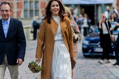 Pin for Later: You've Seen Princess Mary's Fashion Week Look on 1 Other Major Style Icon