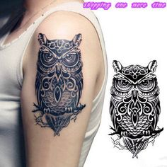 Hey, I found this really awesome Etsy listing at https://www.etsy.com/listing/198710455/black-white-large-owl-pattern-totem-arm