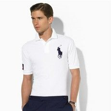 Cheap Ralph Lauren US Open Custom Fit Polo In White  Price: $41.32  http://www.cheappolostyle.com/ralph-lauren-us-open-tennis-ralph-lauren-us-open-custom-fit-polo-in-white-p-770.html
