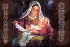 Imágenes religiosas de Galilea: Misterios Gozosos