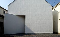 OUCHI-01 house by Jun Ishikawa