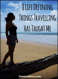 8 Life Defining Things Travelling Has Taught Me // Family Travel // Travel with Kids