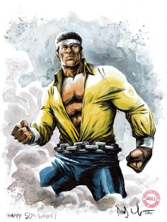 Luke Cage the Power Man Marvel Comic Universe, Marvel Comics Art, Marvel Films, Comics Universe, Marvel Heroes, Marvel Comic Character, Comic Book Characters, Marvel Characters, Comic Books