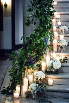 Styling + Decorating Ideas for a Church Wedding FLORAL ARCH PEW ENDS LARGE FLORAL ARRANGEMENTS WELCOME SIGN WEDDING CEREMONY ASHDOWN & BEE