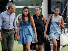 PRESIDENT & FAMILY