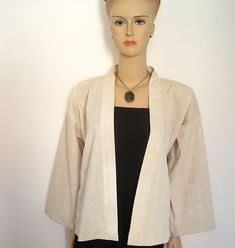 View details for the project Recycled Curtains to Kimono Jacket on BurdaStyle.