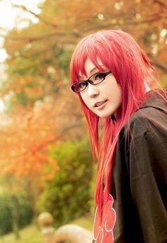 Naruto => Karin Cosplay