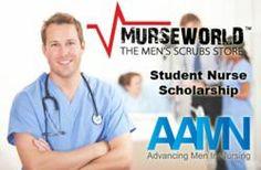 2013 Murse World AAMN Male Nurse Scholarship