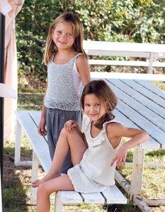 Book Kids 57 Spring / Summer   7: Kids Top   White