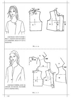 Tailoring Practical Handbook (Complete book, collars with patterns)