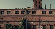 Το έρημο εργοστάσιο ΦΙΞ στην Θεσσαλονίκη
