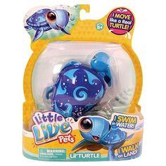 Little Live Pets Turtle Single Pack - Wave