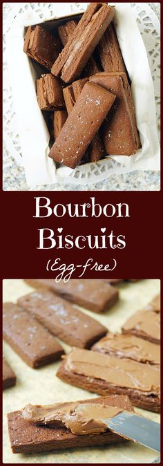 Bourbon biscuits - Aromatic Essence