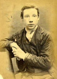 Criminales de Newcastle, 1872: John Duffy, 16 años.