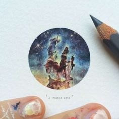 Miniature Nebula – Les nouvelles peintures miniatures de Lorraine Loots