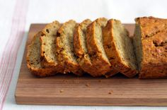 Naturally Sweet Banana Bread | Anecdotes and Apple Cores