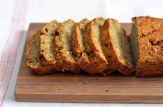 Naturally Sweet Banana Bread | Anecdotes and Apple Cores