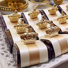Brownies deliciosos!!!!  #prendaminha #chadoarthur #chadefraldas #brownie