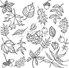 """Résultat de recherche d'images pour """"autumn doodle"""""""