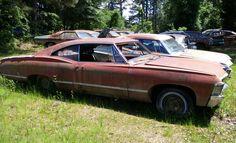 Chevrolet Impala Fastback 1967