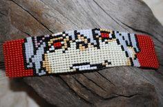 SOUL Soul Eater Beaded Bracelet pixel Geek Nerdy anime