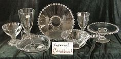My favorite Depression Glass: Candlewick