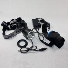 Online Sale 1000 Lumen CREE XM-L T6 LED Bicycle Light Headlamp Xeccon S12 Bicycle Lights, Binoculars, Led, Watch, Clock, Bracelet Watch, Clocks
