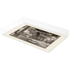 Dienblad E. Large Kerst Deurningerstraat Oldenzaal Acrylic Tray  $71.25  by Boeskoolshop  - cyo diy customize personalize unique