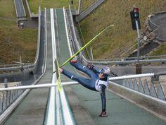 Andreas Wellinger, Ski Jumping, Best Memes, Jumpers, Skiing, Sky, Park, Sports, Photo Illustration