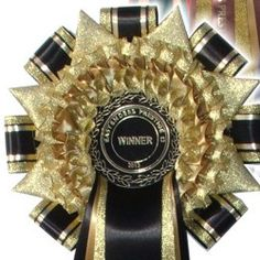 THE DELUXE Championship is a top of the range Championship Rosette that would make a wonderful presentation to any show champion.