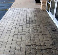 Stamped Concrete Ideas - Stamped Concrete Patio Designs - Calico Construction Products