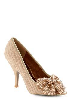 12. The perfect ModCloth shoe for me #modcloth #wedding
