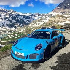 The Porsche 911 is a truly a race car you can drive on the street. It's distinctive Porsche styling is backed up by incredible race car performance. Maserati, Bugatti, Lamborghini, Ferrari, Porsche 911 Gt3, Porche 911, Porsche Carrera, Super Sport, Super Cars