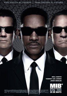 """Tráiler de """"Men in Black III"""". Información, sinópsis y ficha técnica de la película #films #movies"""