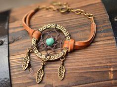 Dream catcher bracelet! Yes please