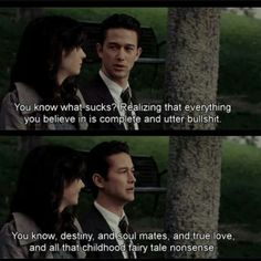 500 Days Of Summer Quotes 500 Days Of Summer Quote On Love Or The Lack Thereof  Etc .