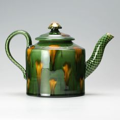 Teapot by Kevin de Choisy #collectibles #crafts #teapot