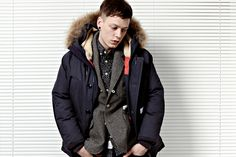 Very good-looking down coats @LIFUL 2012 Fall/Winter Down Parka Collection