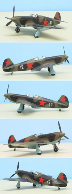 South Front 1/48 Yak-1 (early)  http://www.network54.com/Forum/47751/message/1389649681/South+Front+1-48+Yak-1+%28early%29