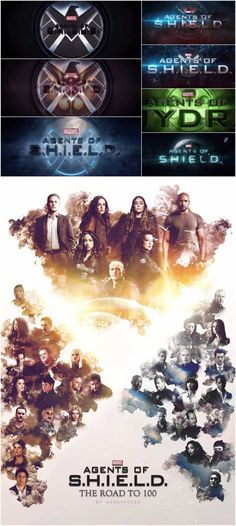 I'd be ok with 100 more. 😁 thank you andry (andrypresh) for this amazing road to 100 poster Series Da Marvel, Marvel Show, Marvel Funny, Marvel Avengers, Agents Of S.h.i.e.l.d, Melinda May, Marvels Agents Of Shield, Marvel Wallpaper, Memes