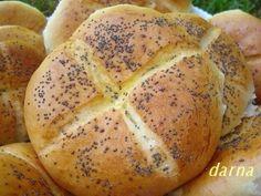 mini pains a la semoule خبيزات السميدة - Chez Darna Panini Bread, Brioche Bread, Ramadan, Cooking Recipes, Healthy Recipes, Arabic Food, Quick Meals, Coco, Brunch