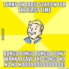 If you are an internet games then you must know about fallout. This game was created by Interplay Entertainment. It is a post-apocalyptic role-playing video games. Till now 8 series of fallout game… Fallout 3 New Vegas, Fallout 4 Funny, Fallout Tips, Fallout Facts, Fallout 4 Music, Play Fallout, Fallout Comics, Skyrim Funny, Fallout Vault