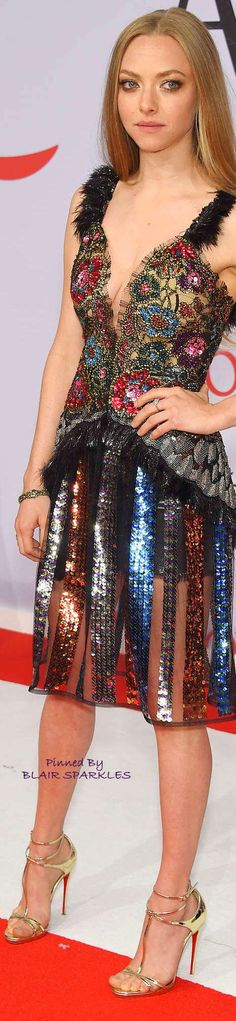 Amanda Seyfried ♕♚εїз | BLAIR SPARKLES |